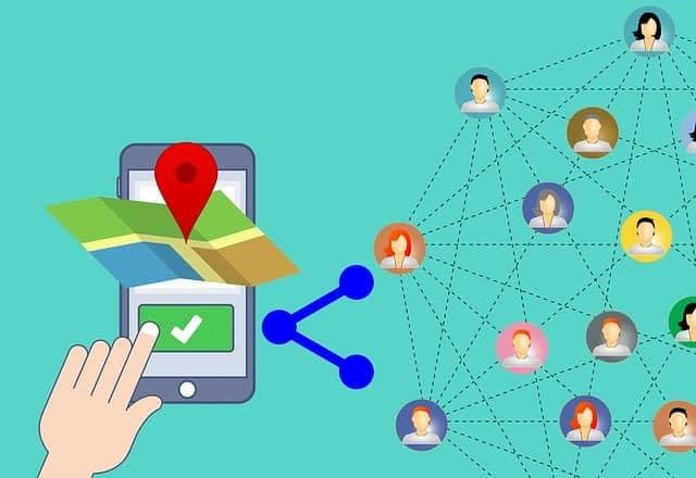 Facebook Messenger से Live Location कैसे Share करे