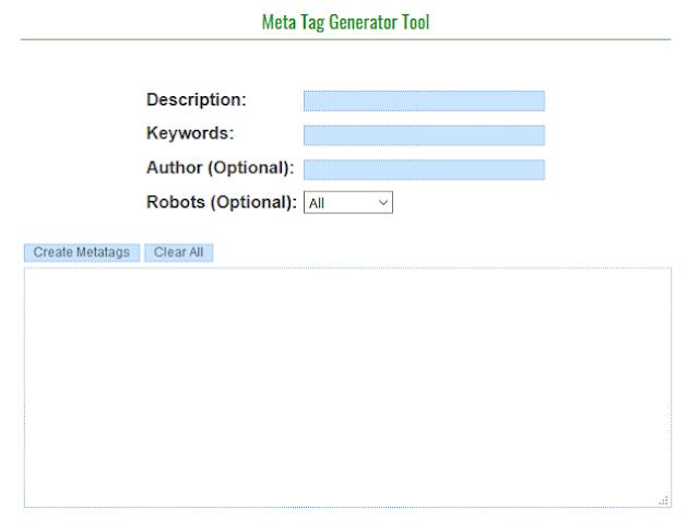 Blog में Meta Teg Discription कोड कैसे Add करें ? एडवांस Blogger SEO 2020